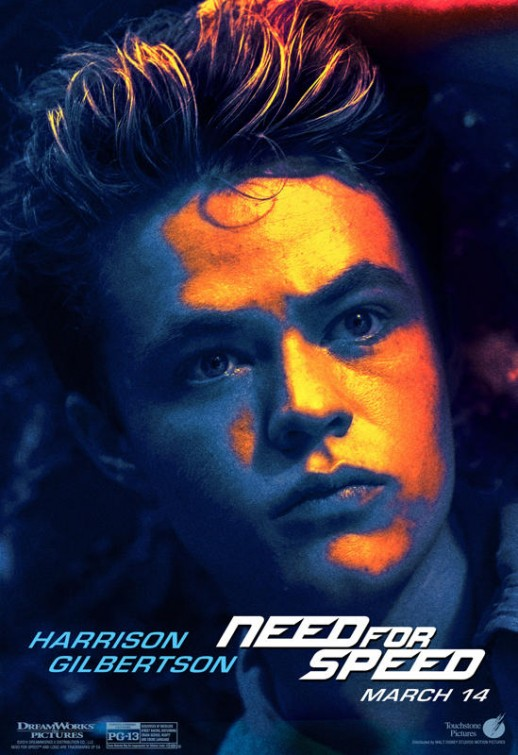 Need for Speed-Official Poster Banner PROMO CHAR-12MARCO2014-07