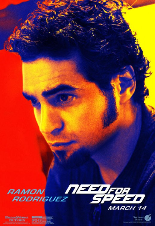 Need for Speed-Official Poster Banner PROMO CHAR-12MARCO2014-08