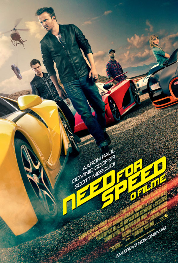 Need for Speed-Official Poster Banner PROMO NACIONAL-12MARCO2014