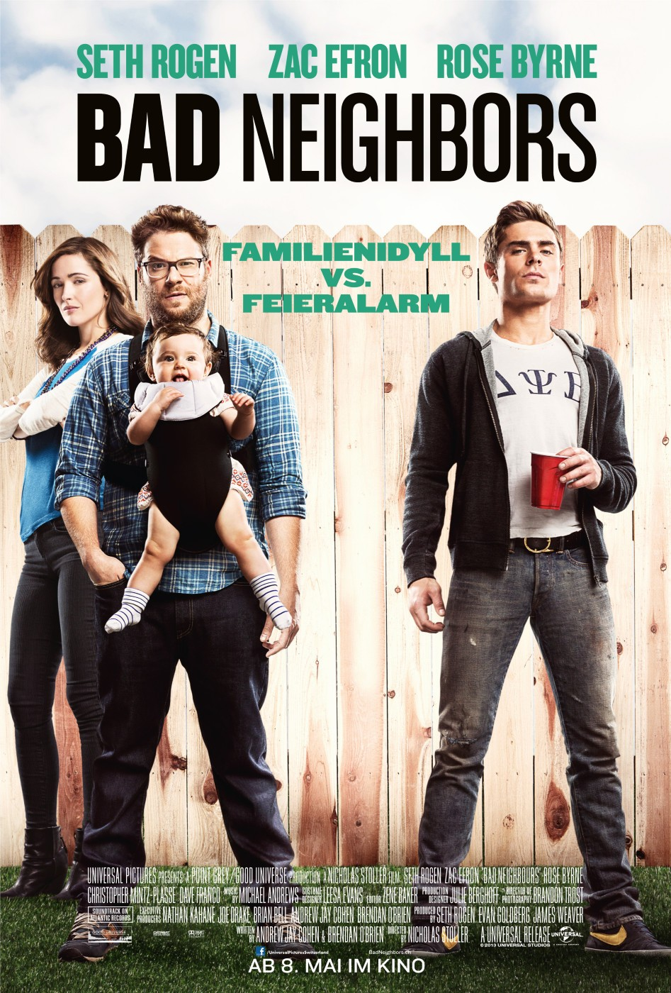 Neighbors-Official Poster Banner PROMO POSTER XLG-21MARCO2014
