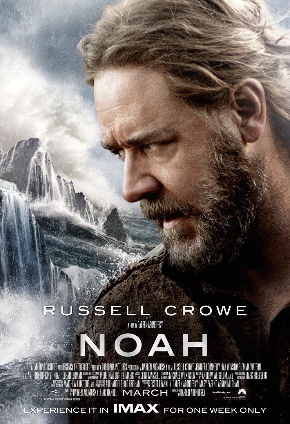 Noah-Official Poster Banner PROMO POSTER CHAR XLG-14MARCO2014