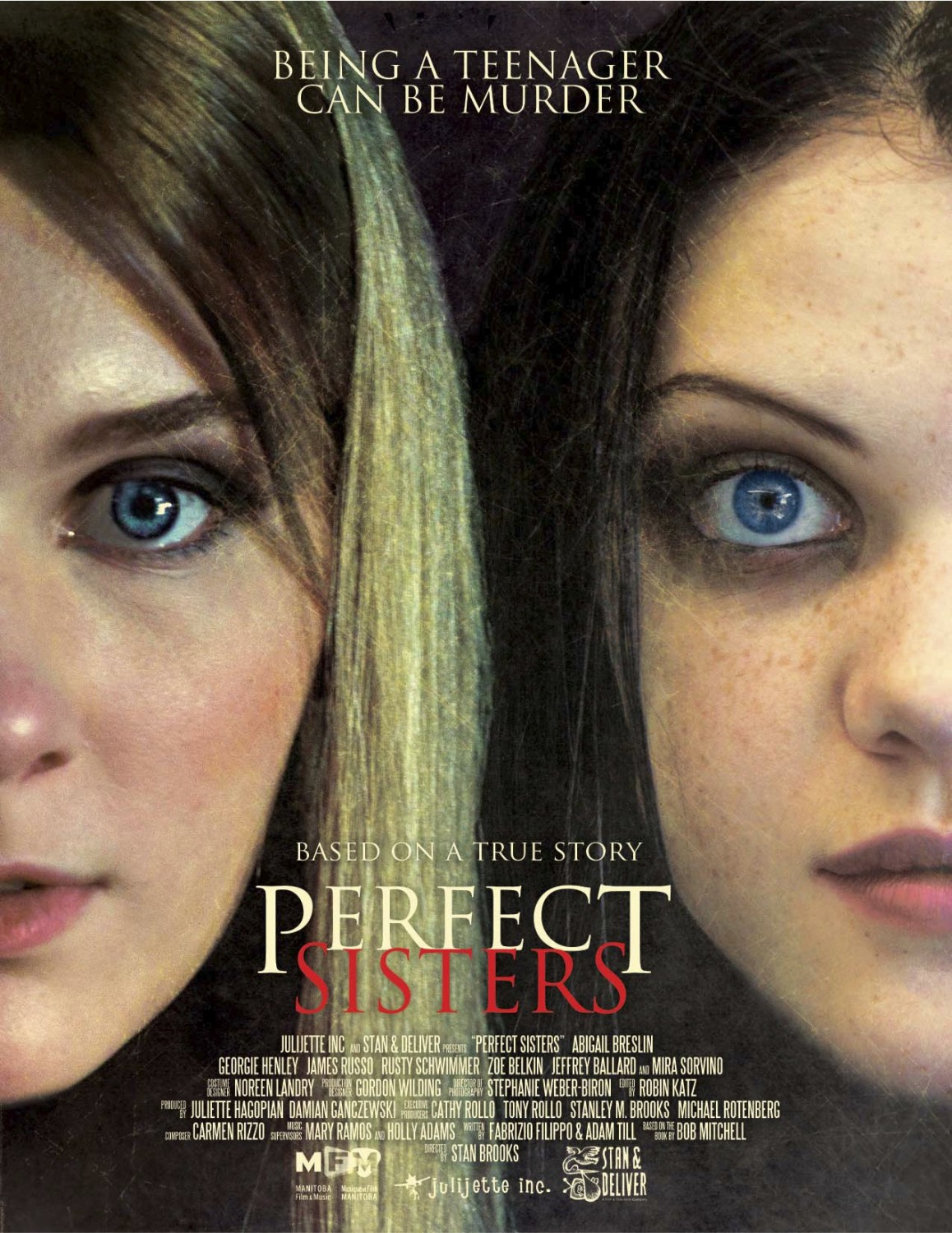 Perfect Sisters-Official Poster Banner PROMO XLG-11MARCO2014