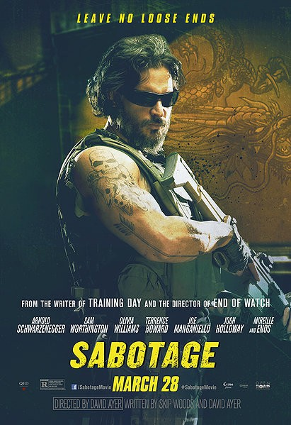 SABOTAGE-Official Poster Banner PROMO CHAR-28MARCO2014-02