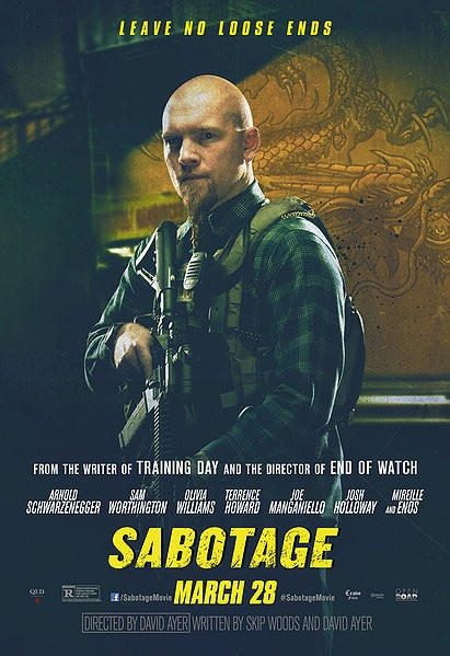 SABOTAGE-Official Poster Banner PROMO CHAR-28MARCO2014-04