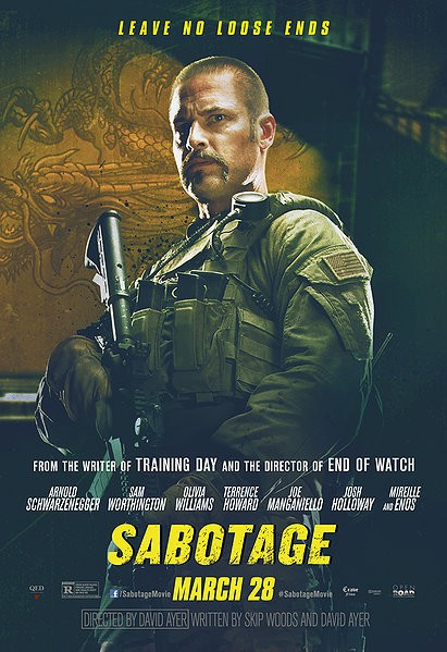 SABOTAGE-Official Poster Banner PROMO CHAR-28MARCO2014-06