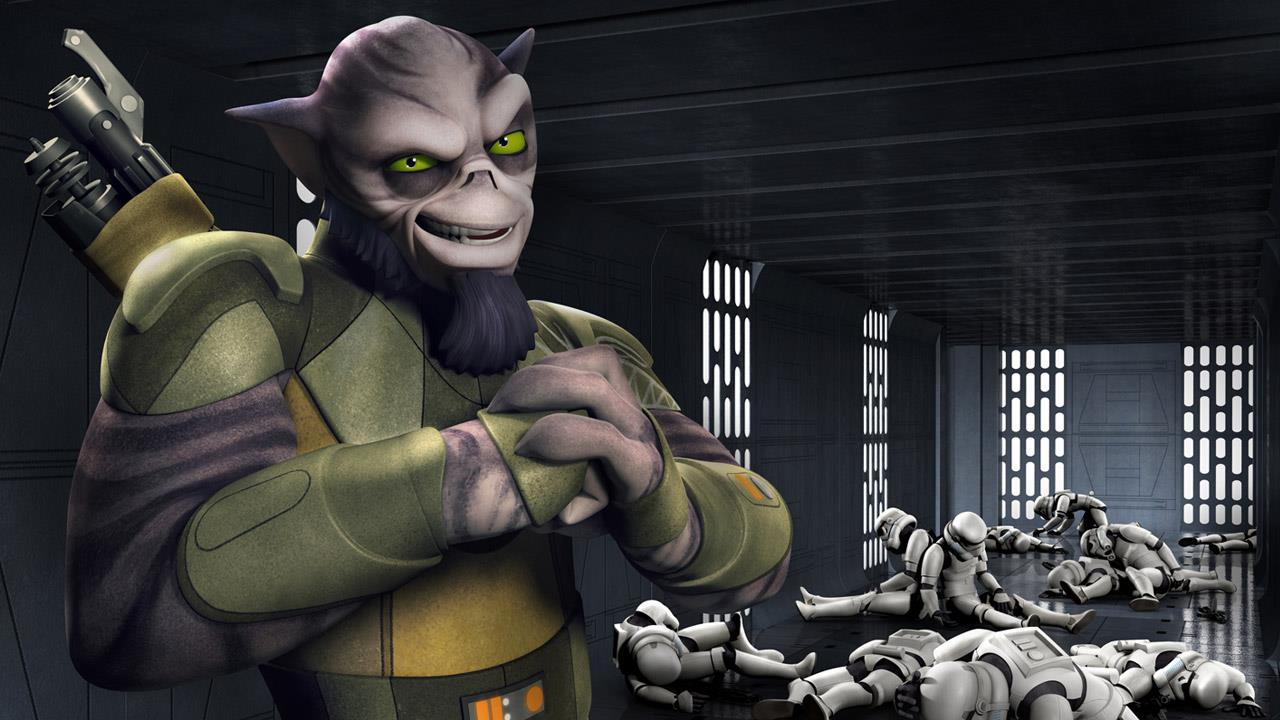 Star Wars Rebels-Zeb-PROMO PHOTOS-05MARCO2014