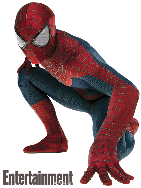 THE AMAZING SPIDER-MAN 2-Official Poster Banner PHOTOS-28MARCO2014-02