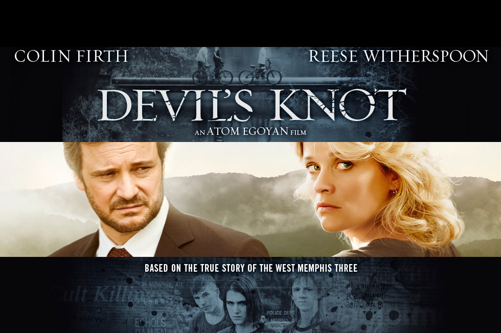 The Devil's Knot-Official Poster Banner PROMO BANNER-11MARCO2014