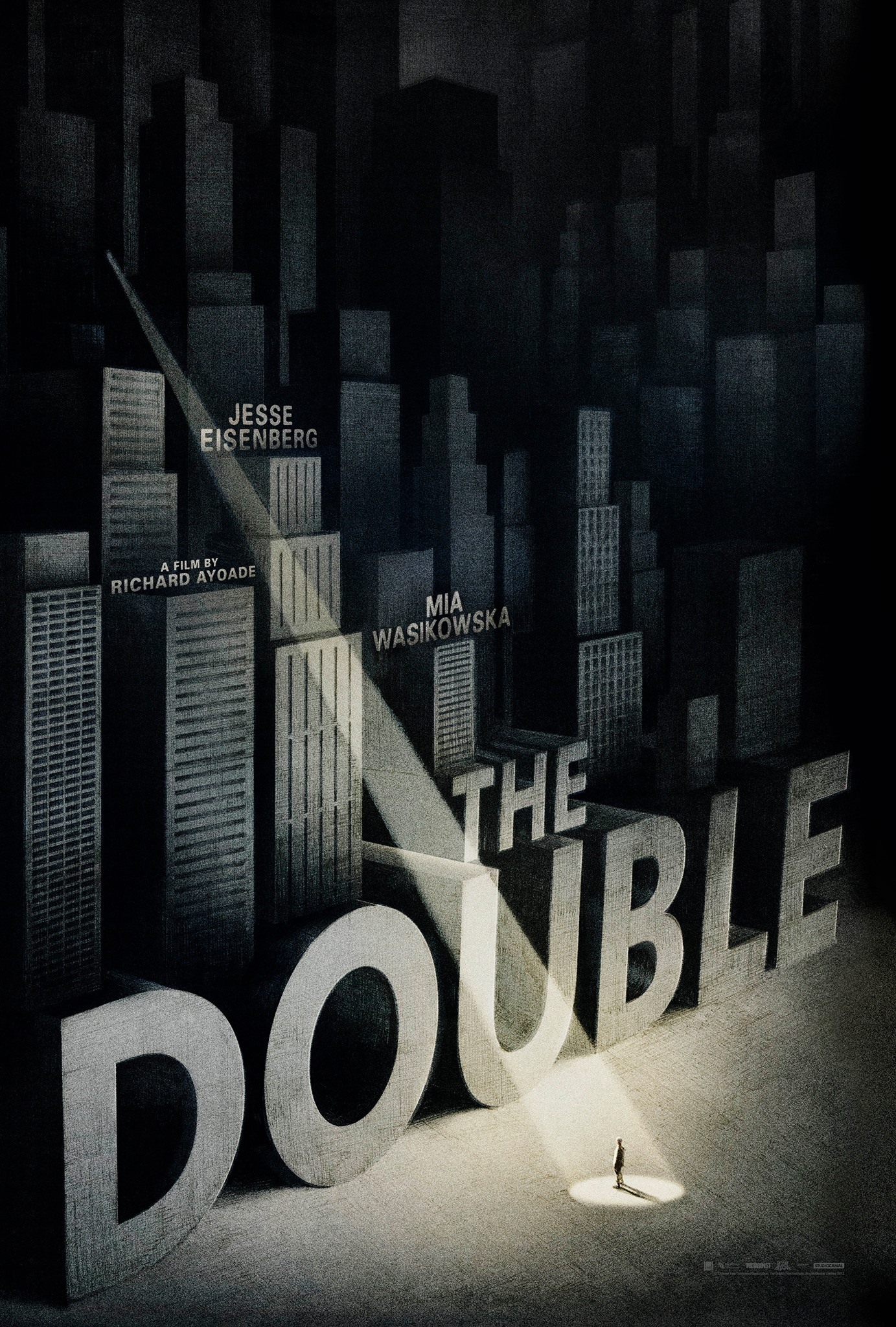 The Double-Official Poster Banner PROMO BANNER-07MARCO2014