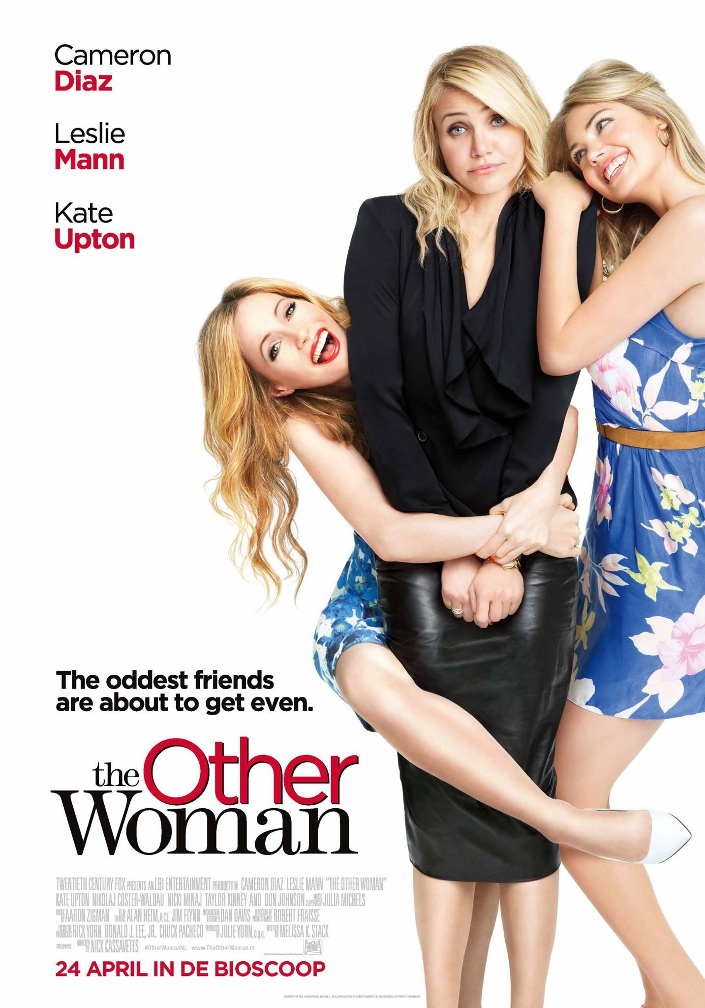 The Other Woman-Official Poster Banner PROMO XLG-13MARCO2014