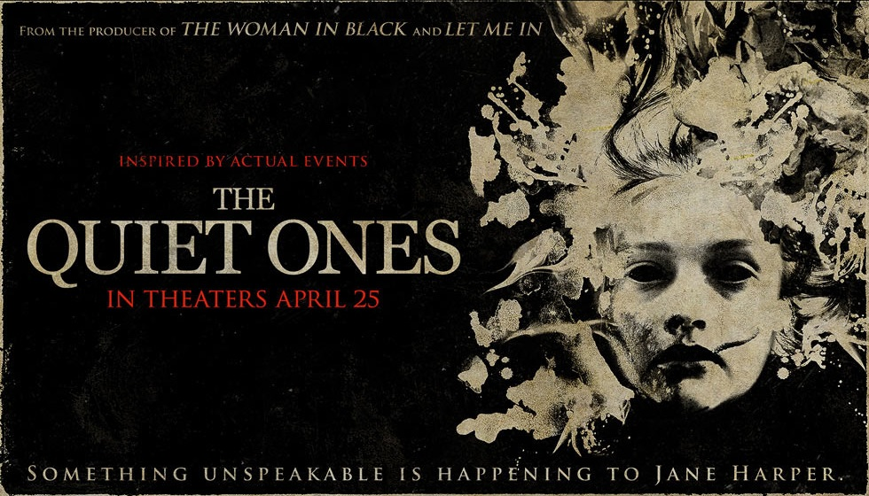 The Quiet Ones-Official Poster Banner PROMO-13MARCO2014