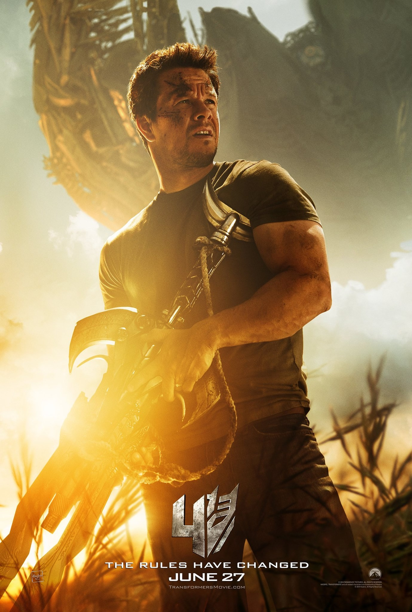 Transformers Age of Extinction-Official Poster Banner PROMO XXLG-05MARÇO2014-01