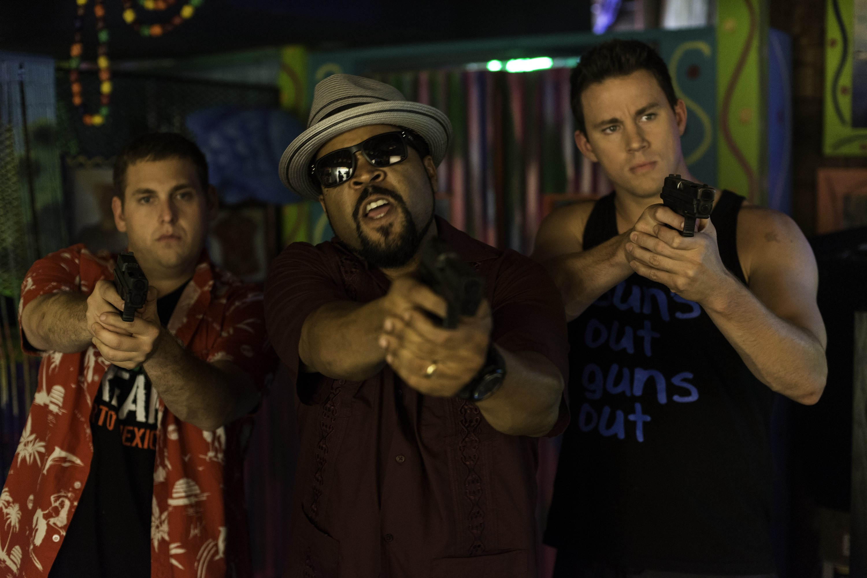 22 JUMP STREET-Official Poster Banner PROMO PHOTOS-04ABRIL2014-01