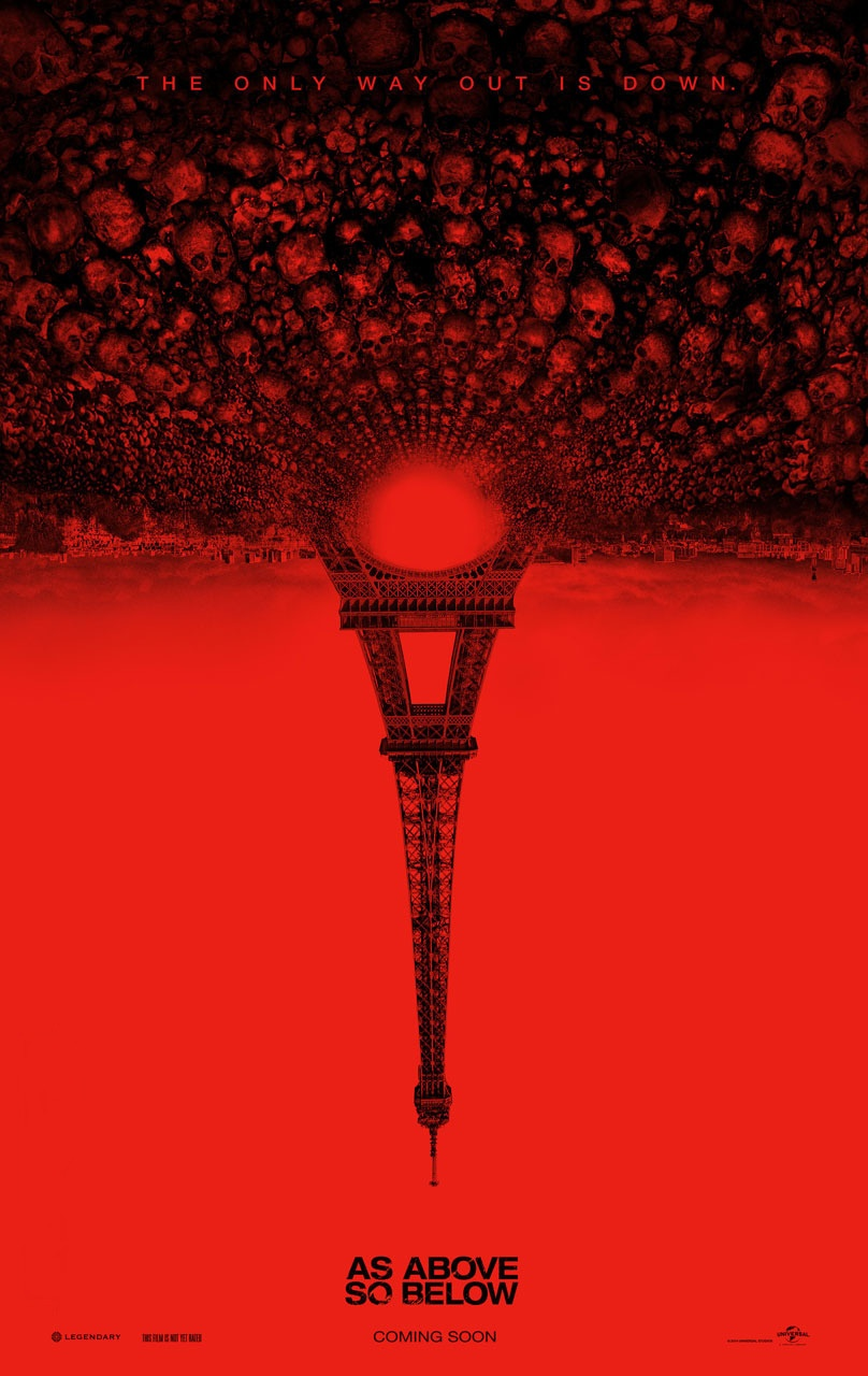 AS ABOVE, SO BELOW-Official Poster Banner PROMO XLG-25ABRIL2014-01