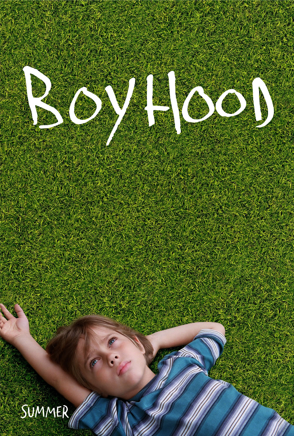 BOYHOOD-Official Poster Banner PROMO XLG-24ABRIL2014