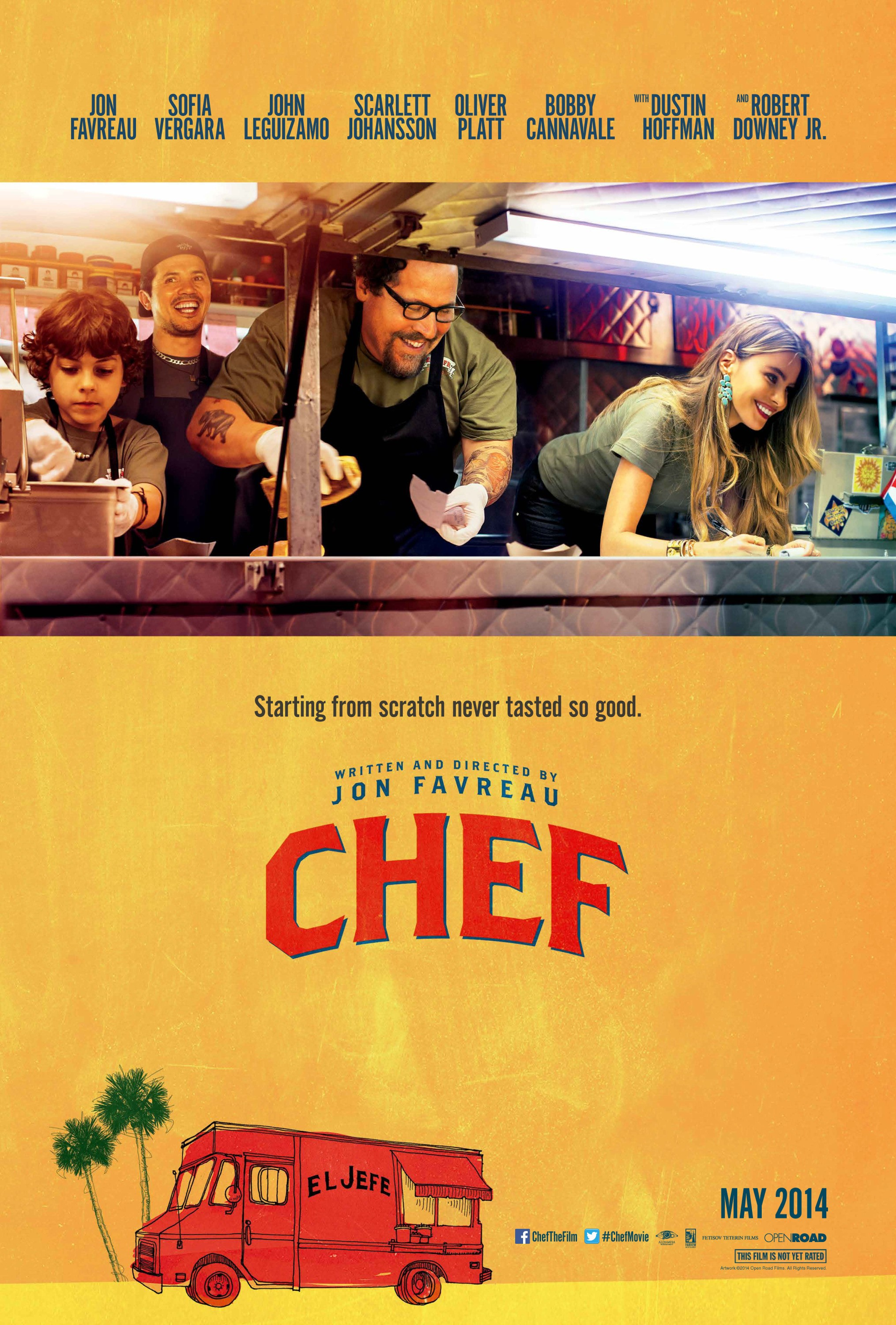 CHEF-Official Poster Banner PROMO XXLG-07ABRIL2014