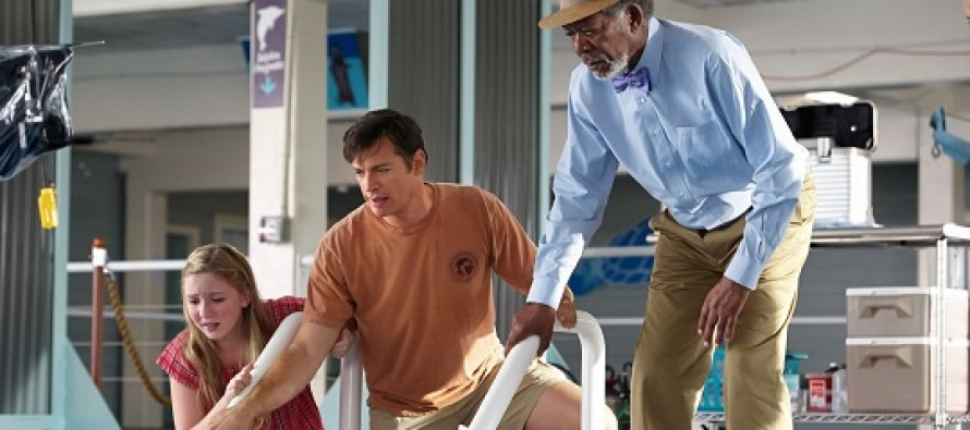 WINTER, O GOLFINHO 2, com Ashley Judd e Morgan Freeman ganha novo FEATURETTE!