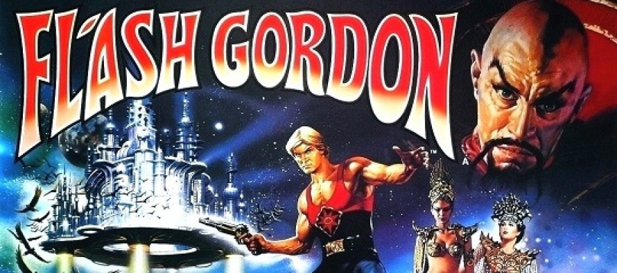 FLASH GORDON, 20th Century Fox próxima de trazer o héroi de volta aos cinemas