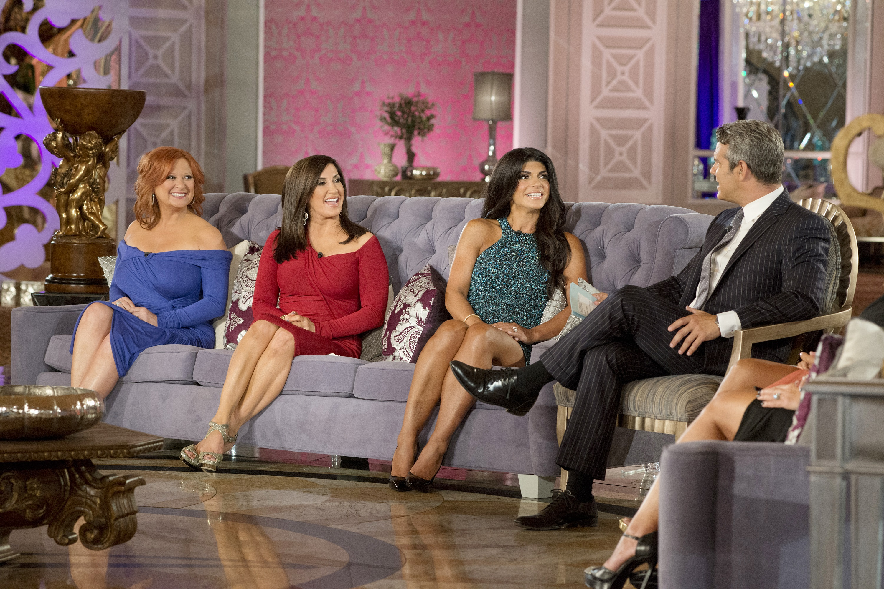 FOX Life-The Real Housewives of New Jerse y-Separados na Maternidade-15ABRIL2014-02