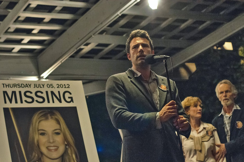 GONE GIRL-Official Poster Banner PROMO PHOTOS-15ABRIL2014