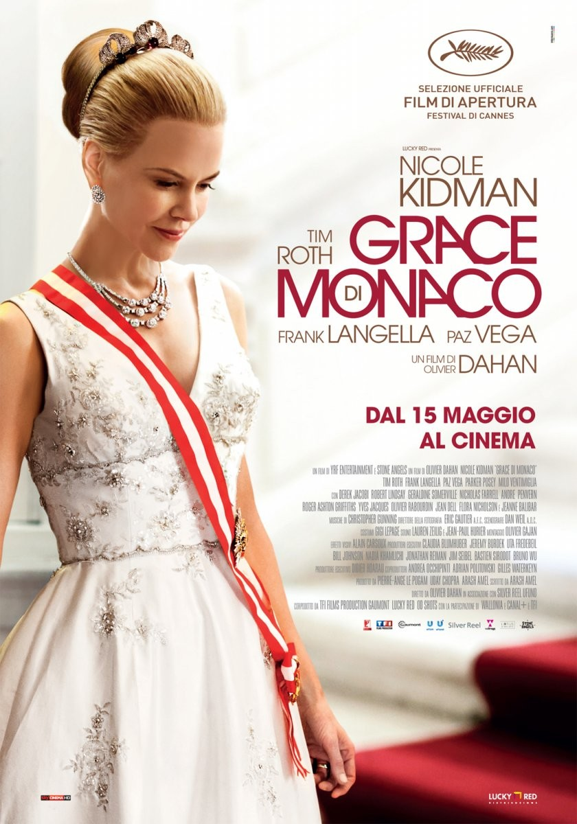 Grace of Monaco-Official Poster Banner PROMO XLG-11ABRIL2014