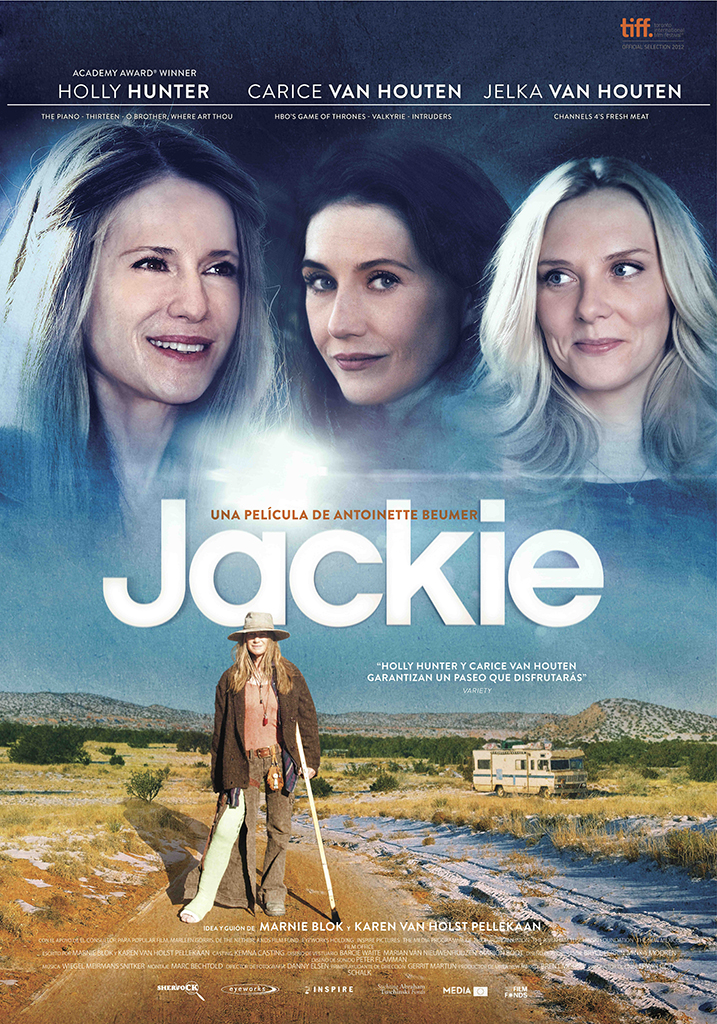 JACKIE-Official Poster Banner PROMO XLG-24ABRIL2014