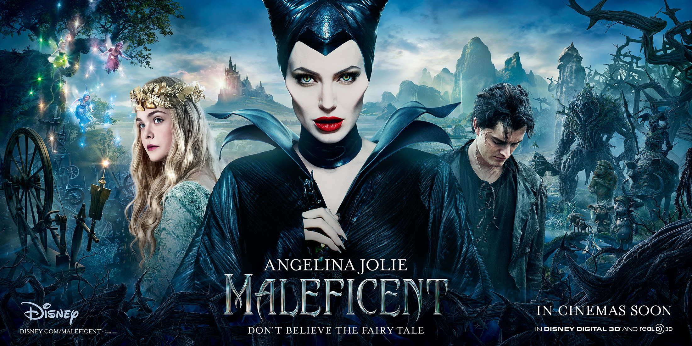 Maleficent-Official Poster Banner PROMO XLG-04ABRIL2014-02