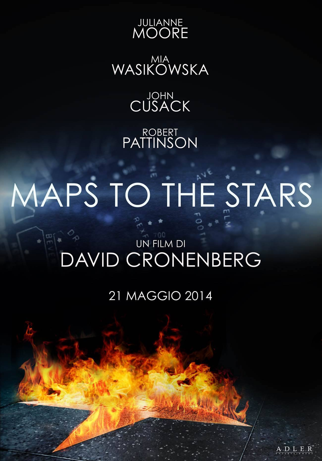 Maps to the Stars-Official Poster Banner PROMO XXLG-15ABRIL2014
