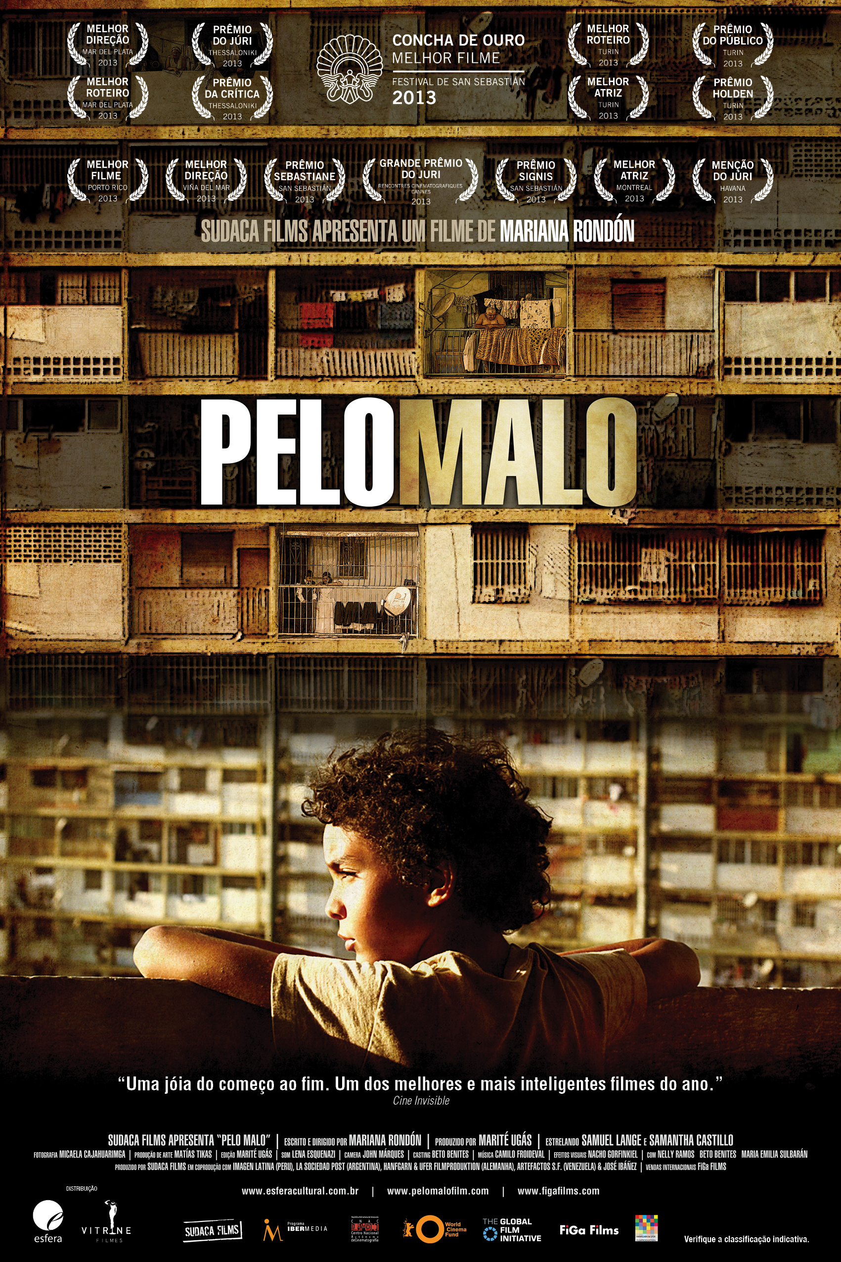 PELO MALO-Official Poster Banner PROMO XLG-07ABRIL2014