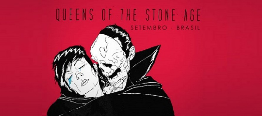 Queens of the Stone Age anuncia shows no Brasil