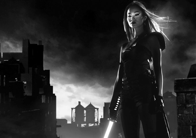 SIN CITY A DAME TO KILL FOR-Official Poster Banner PROMO PHOTOS-01ABRIL2014-07