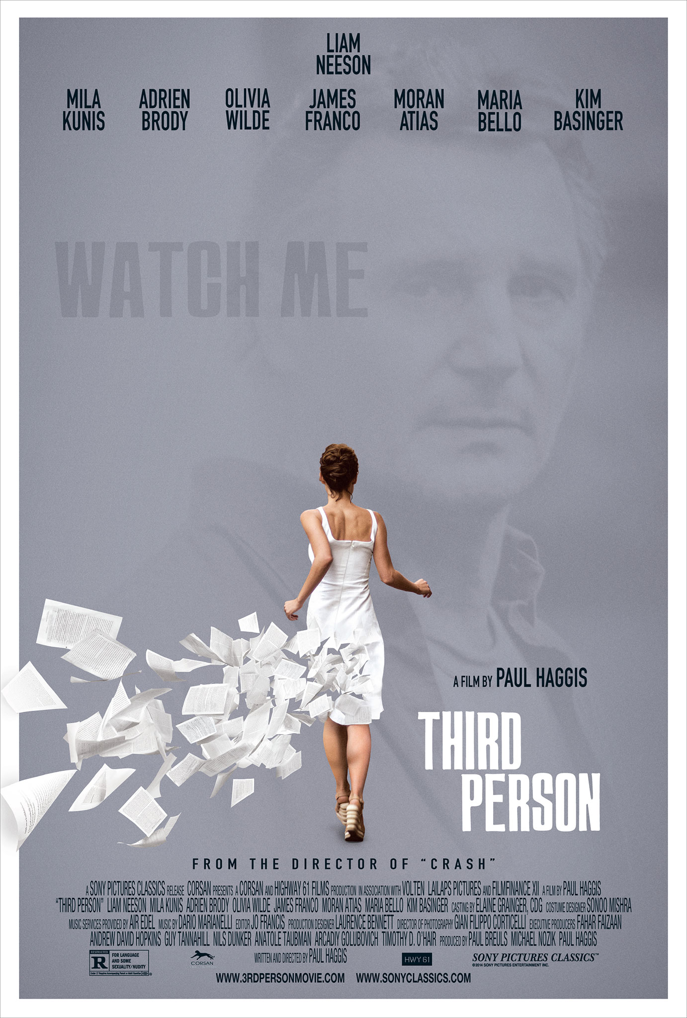 THIRD PERSON-Official Poster Banner PROMO XLG-16ABRIL2014