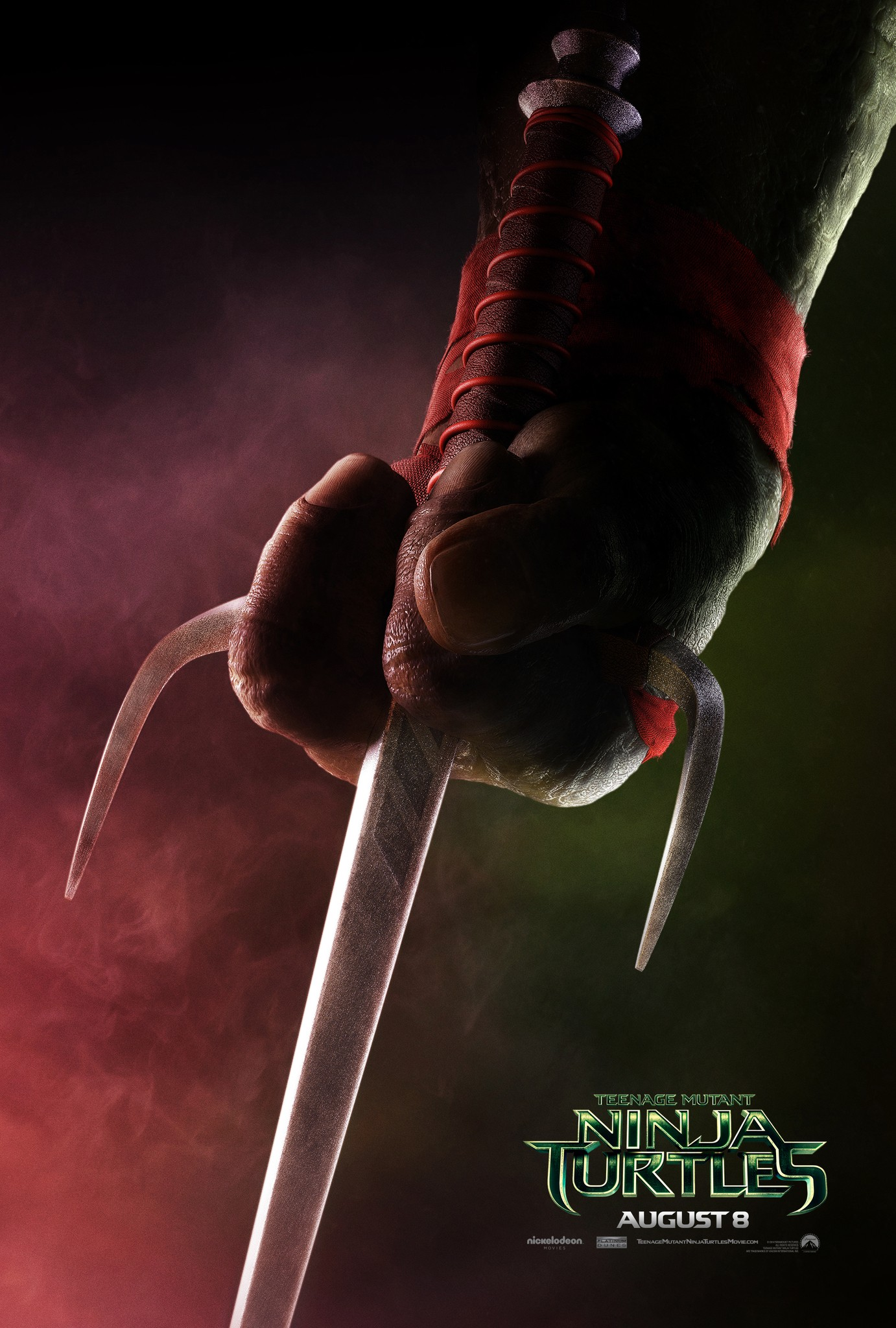 Teenage Mutant Ninja Turtles-Official Poster Banner PROMO XXLG-09ABRIL2014-04