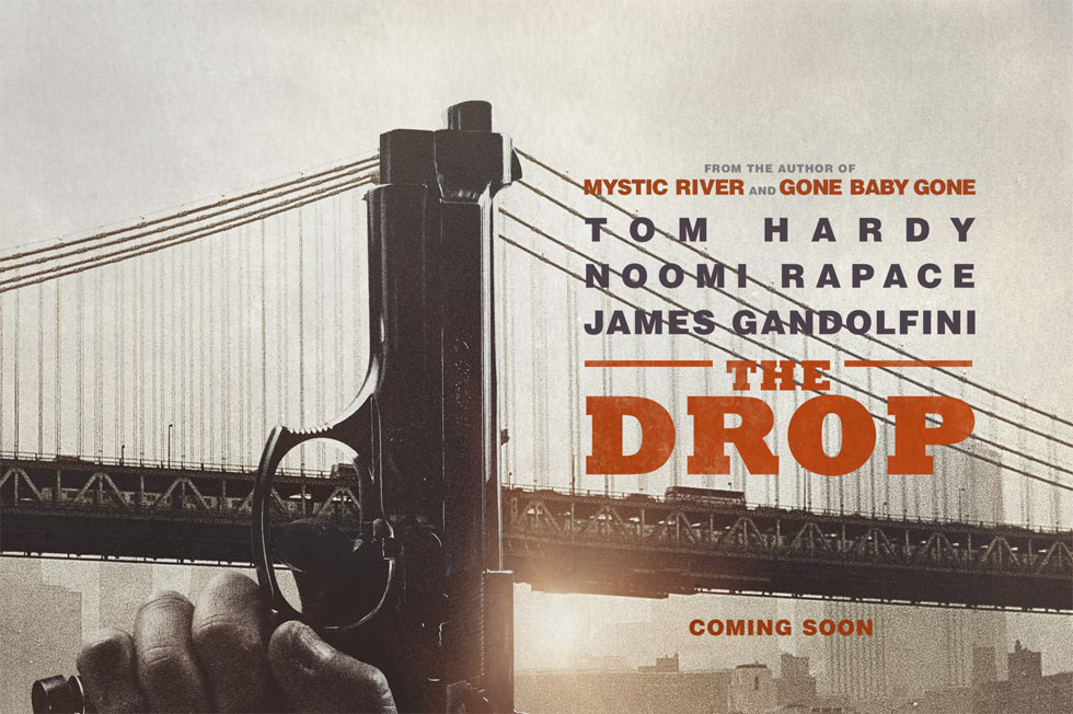 The Drop-Official Poster Banner PROMO-02ABRIL2014