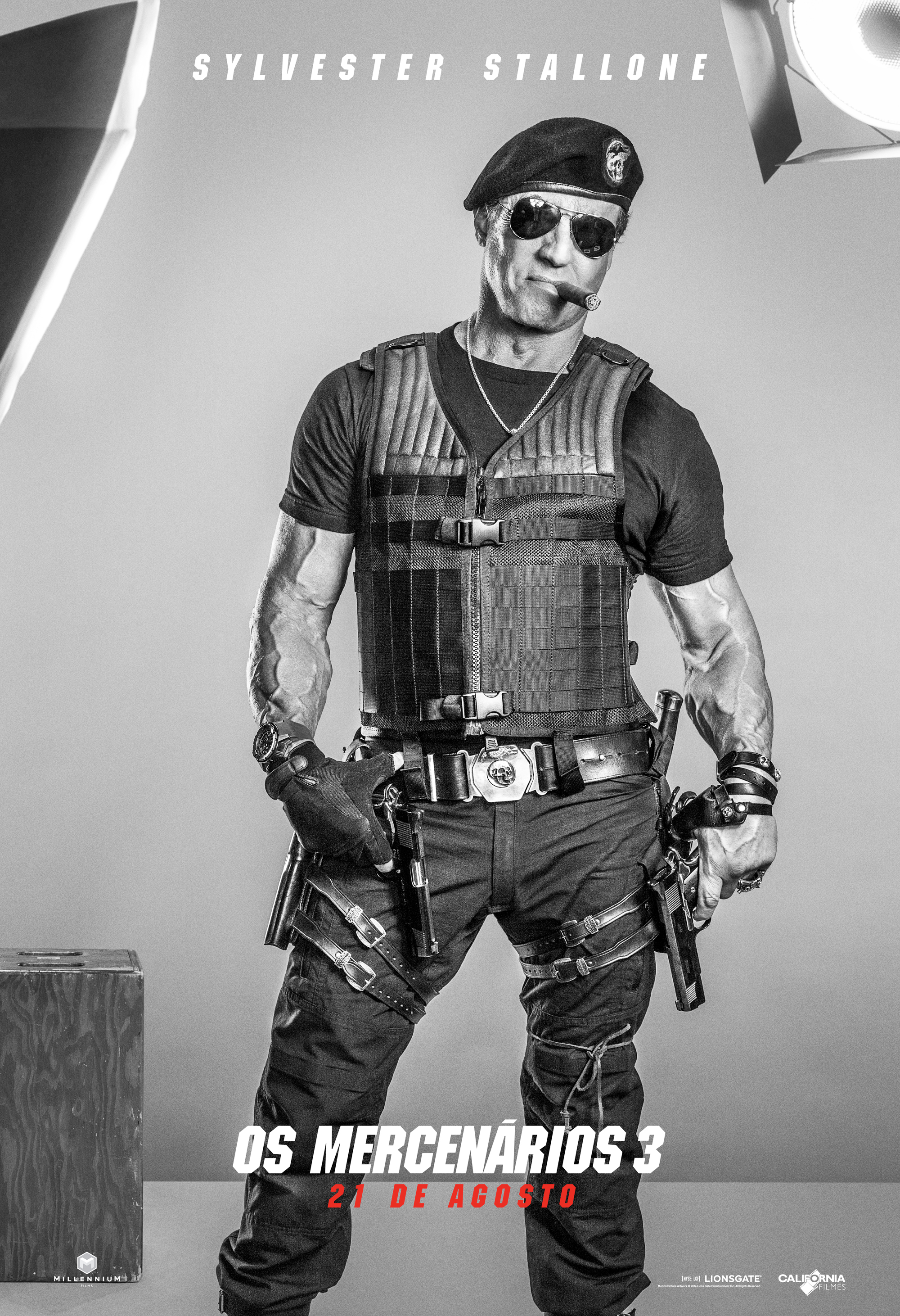 The Expendables 3-Official Poster Banner PROMO CHARS-03ABRIL2014-01