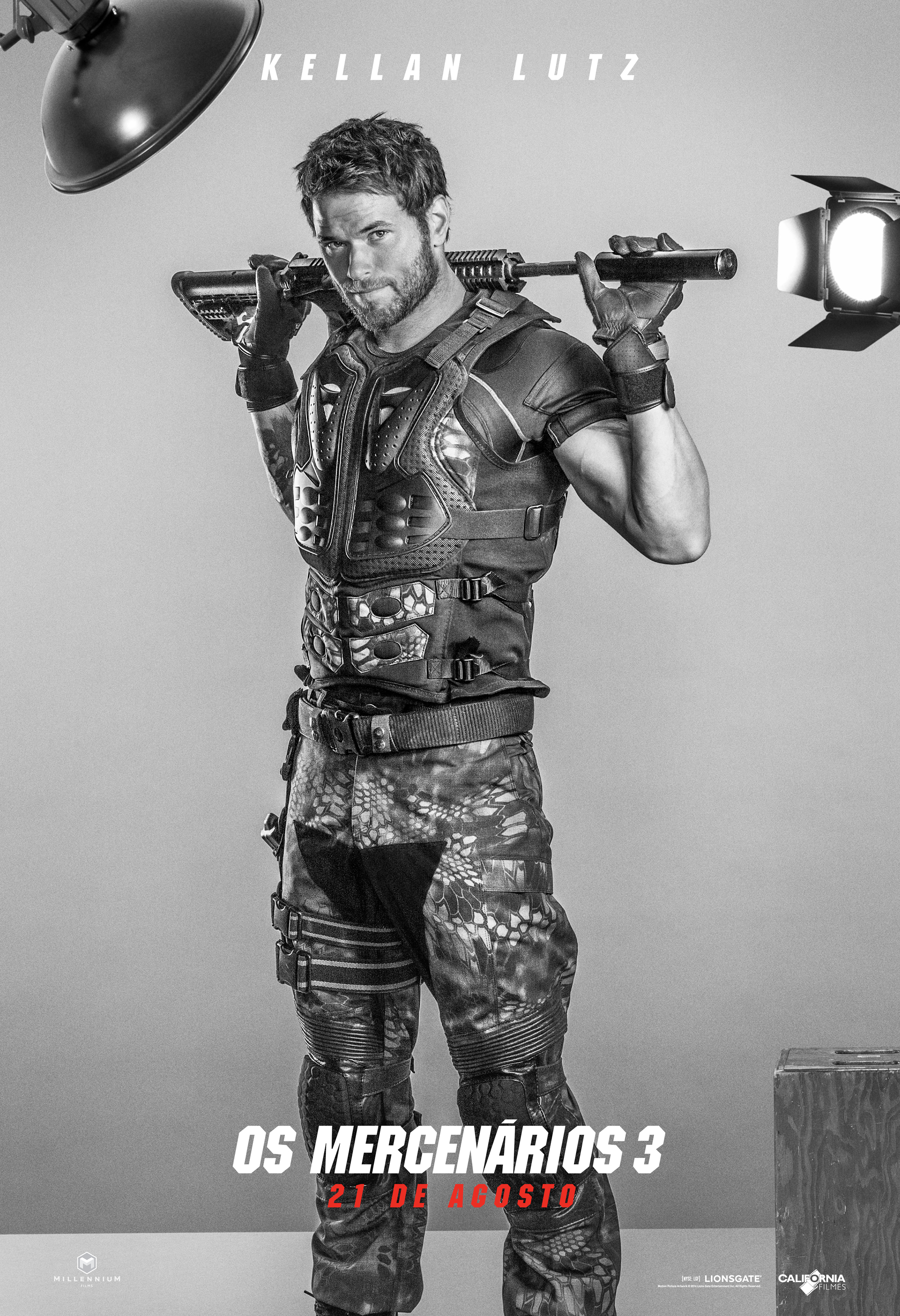 The Expendables 3-Official Poster Banner PROMO CHARS-03ABRIL2014-08