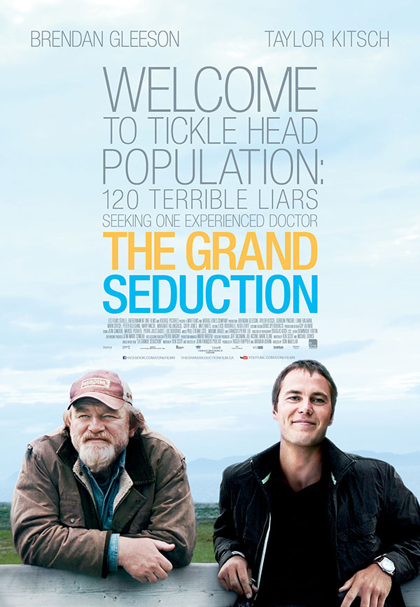 The Grand Seduction-Official Poster Banner PROMO-22ABRIL2014