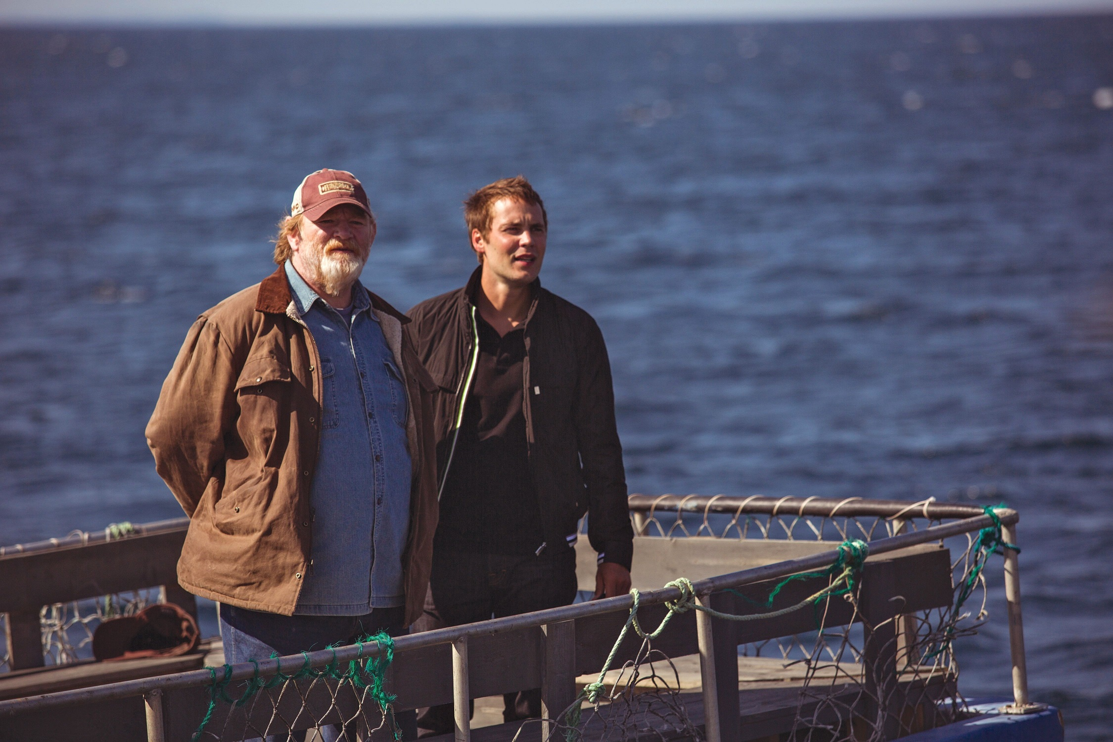 """ THE GRAND SEDUCTION ""  MAX FILMS Photo: Duncan de Young  /  Max Films"