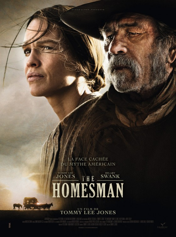 The Homesman-Official Poster Banner PROMO-17ABRIL2014