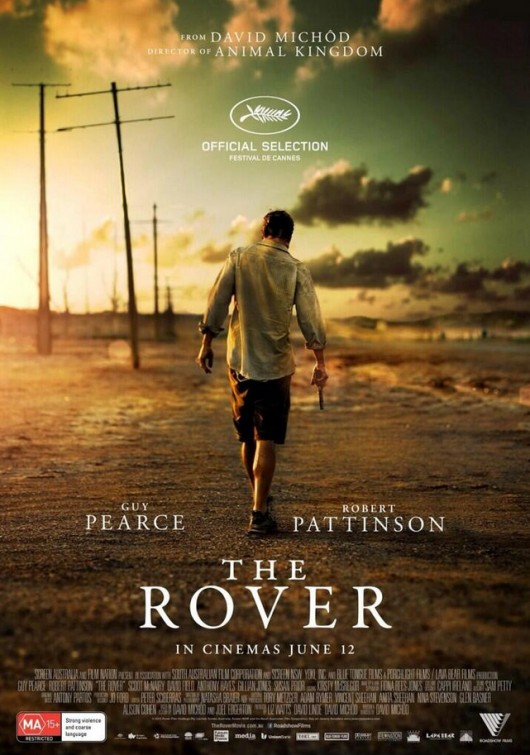 The Rover-Official Poster Banner PROMO POSTER-17ABRIL2014-01