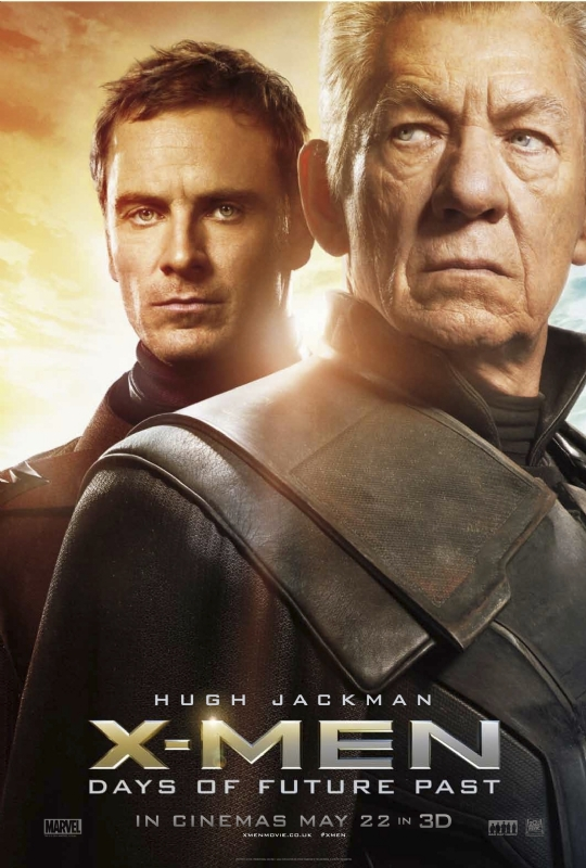 X-Men Days of Future Past-Official Poster Banner PROMO XLG-04ABRIL2014-02