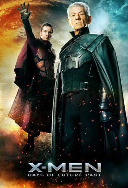 X-Men Days of Future Past-Official Poster Banner PROMO XLG-04ABRIL2014-07