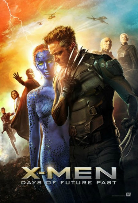 X-Men Days of Future Past-Official Poster Banner PROMO XLG-04ABRIL2014-08