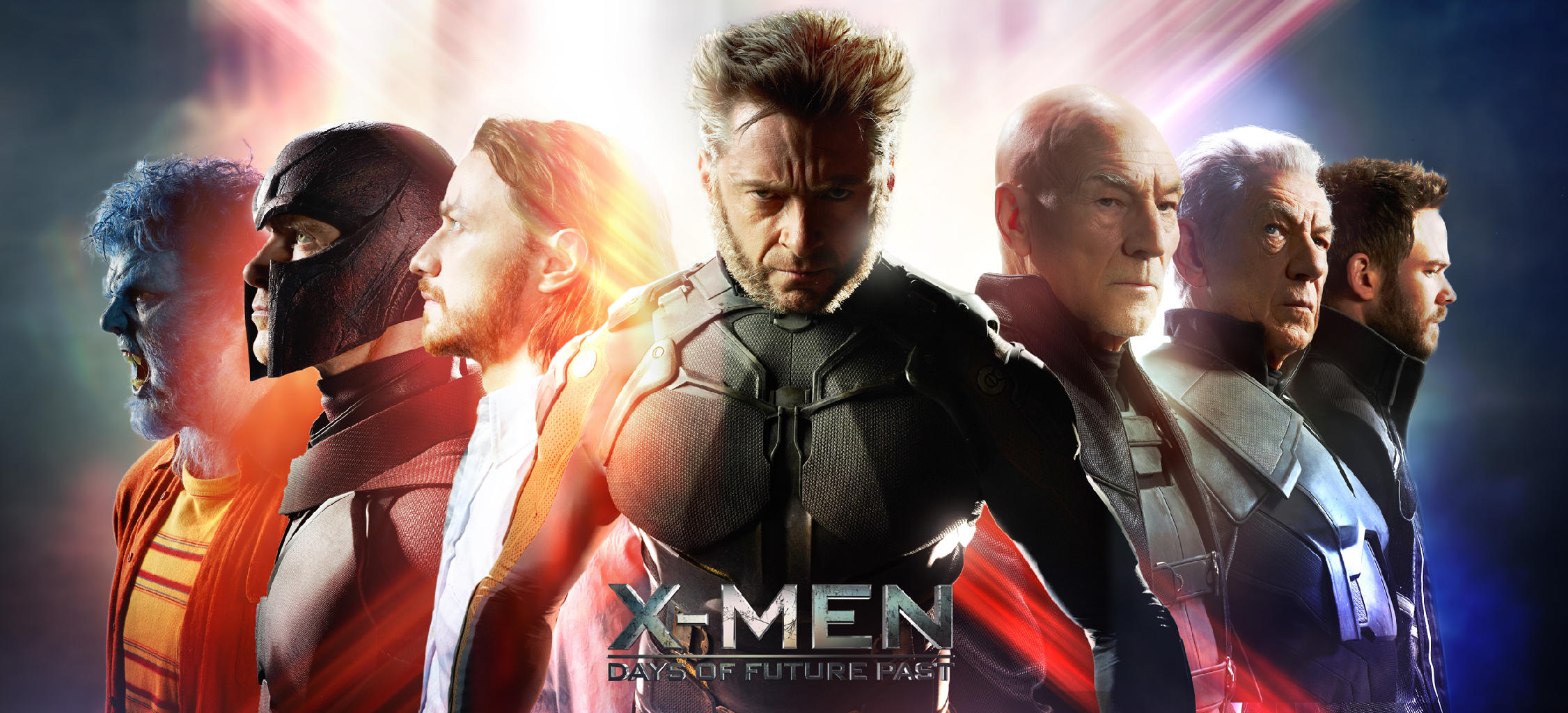 X-Men Days of Future Past-Official Poster Banner PROMO XLG-04ABRIL2014-09