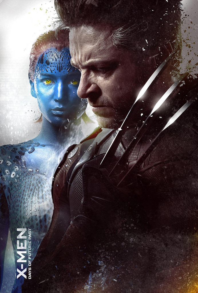 X-Men Days of Future Past-Official Poster Banner PROMO XLG-04ABRIL2014-10