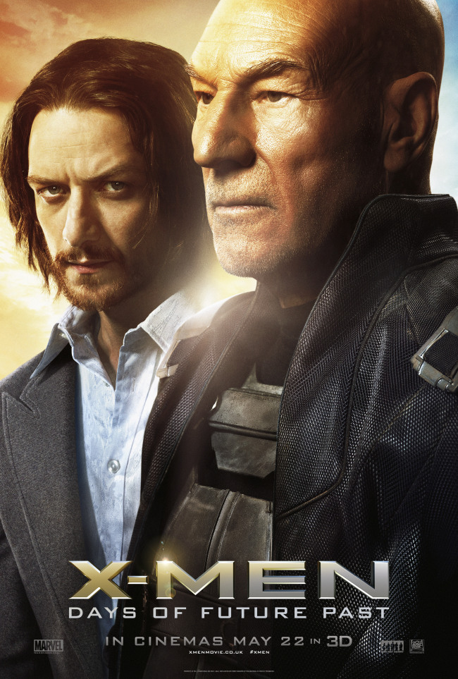 X-Men Days of Future Past-Official Poster Banner PROMO XLG-04ABRIL2014-12
