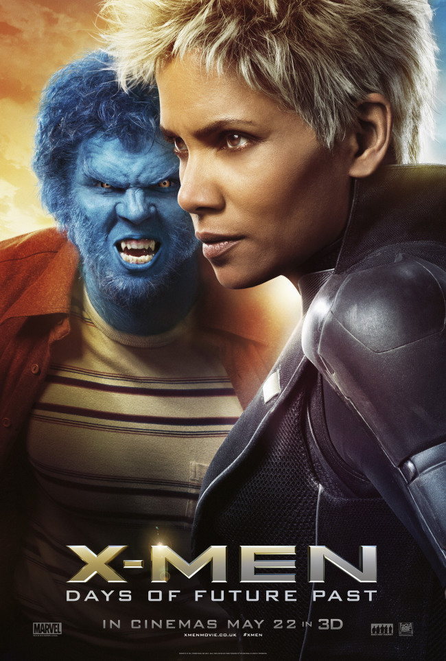 X-Men Days of Future Past-Official Poster Banner PROMO XLG-04ABRIL2014-13