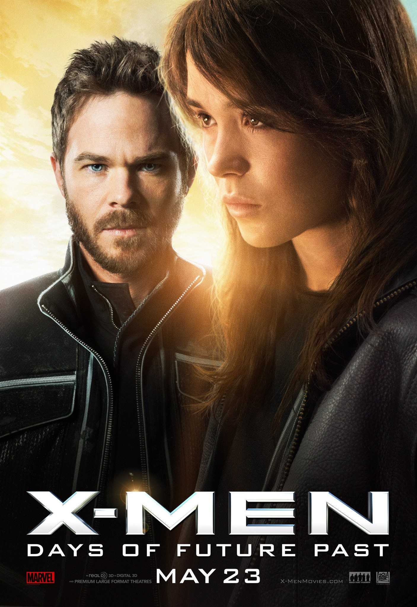 X-Men Days of Future Past-Official Poster Banner PROMO XXLG-08ABRIL2014-01