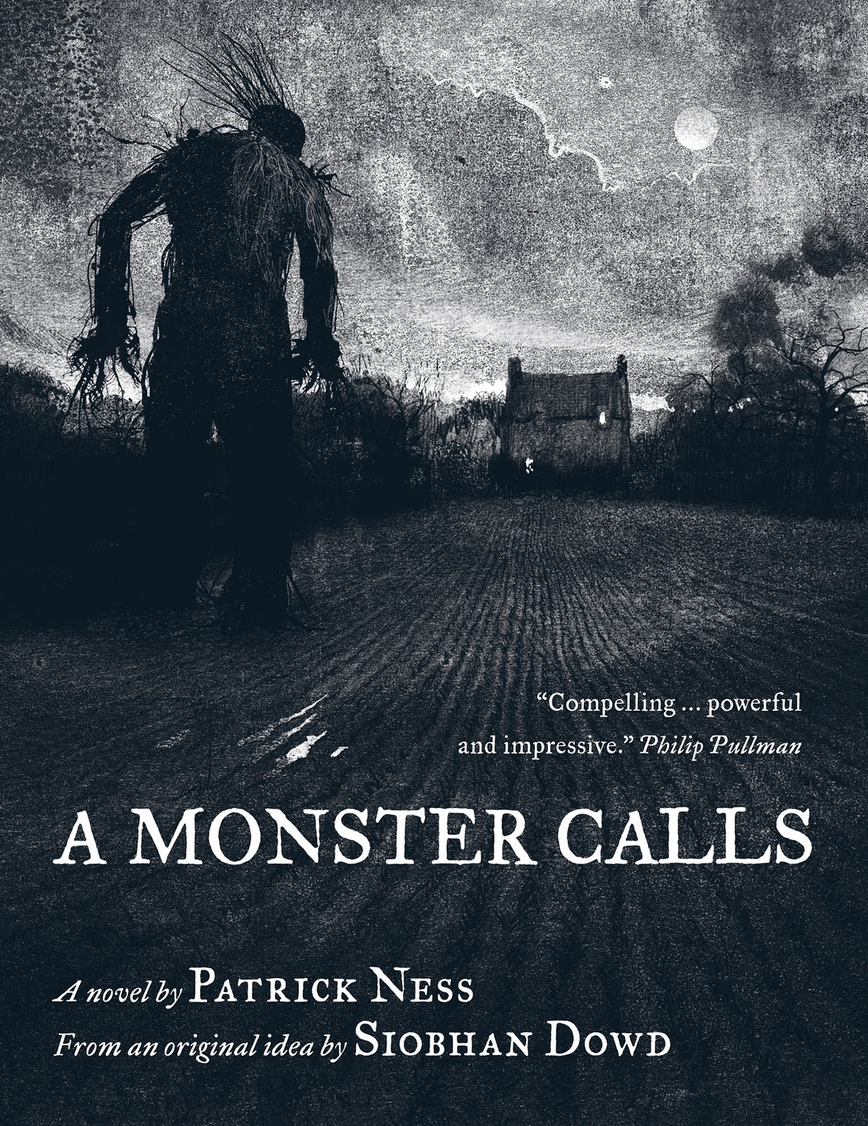 A Monster Calls-Official Poster Banner COVER-12MAIO2014