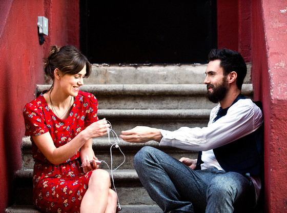 BEGIN AGAIN-Official Poster Banner PROMO-30MAIO2014
